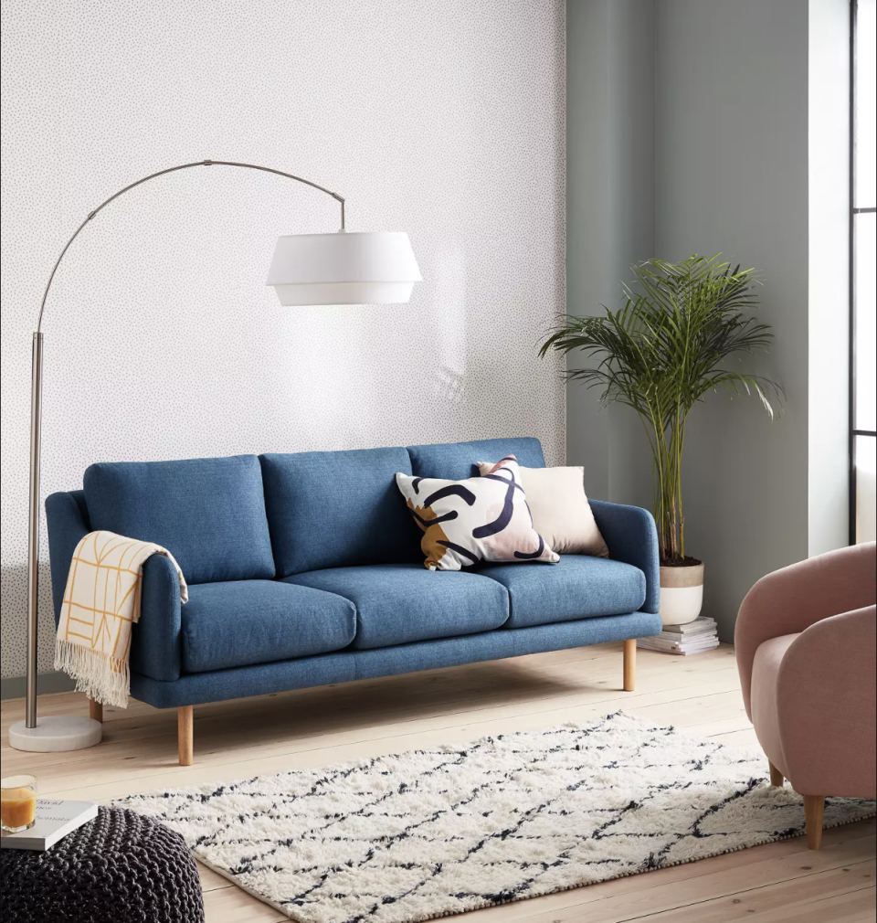 Three-seater sofa costing £499 part of its ANYDAY range. Photo: John Lewis
