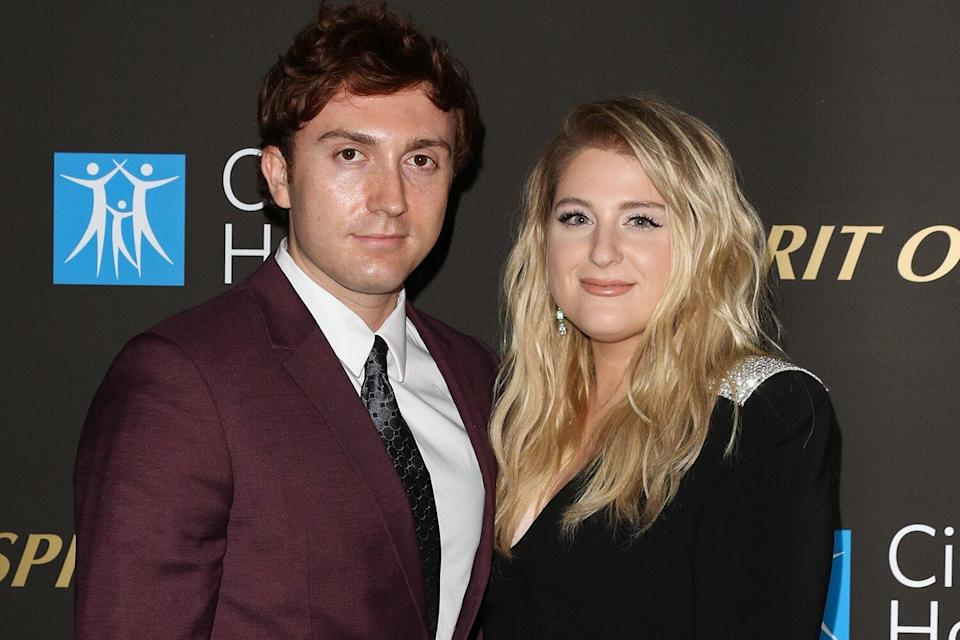 Meghan Trainor Explains Why She Won't Have Sex with Husband Daryl Sabara While Pregnant