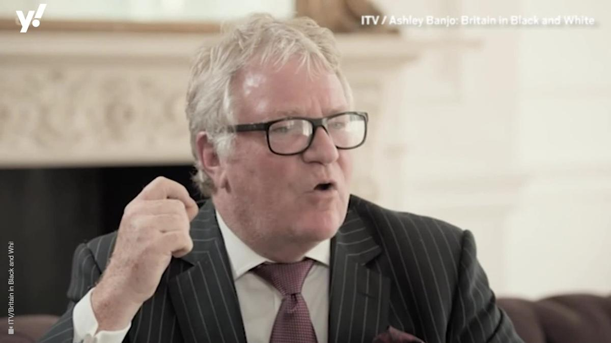 Jim Davidson storms out of racism debate with Ashley Banjo over BLM