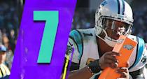 <p>That was a heck of a win at Philadelphia. You won't see many teams, on the road against a team as good as the Eagles, overcome a 17-point fourth-quarter deficit. (Cam Newton) </p>