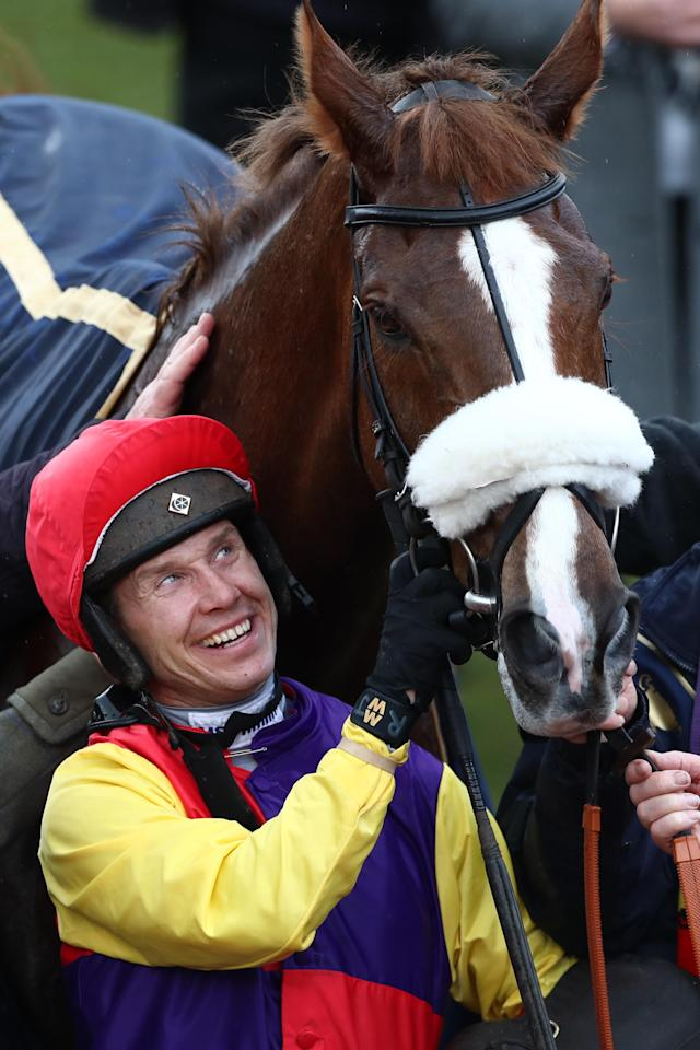 Richard Johnson received an OBE in the New Year's Honours list