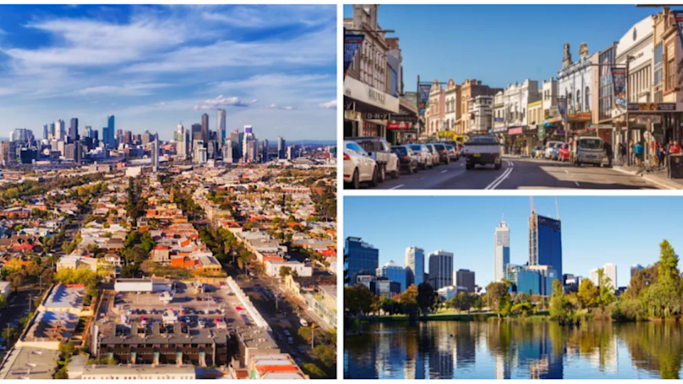 Location, location, location. Some suburbs are more sought after than others. Source: Getty