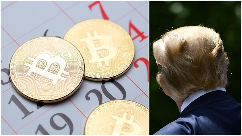 Donald Trump's anti-crypto stance will only fuel interest in cryptocurrencies further. | Source: Shutterstock/Brendan Smialowski / AFP; Edited by CCN