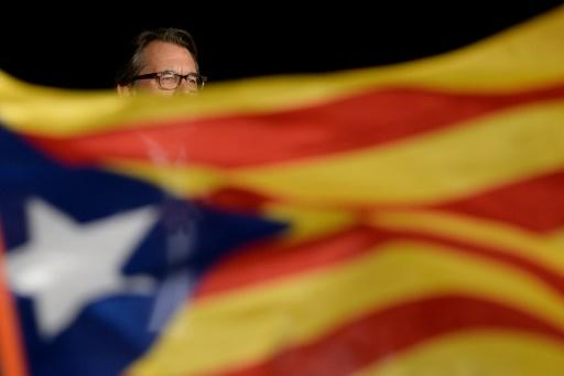 Catalan separatist leader Mas unable to form govt: media