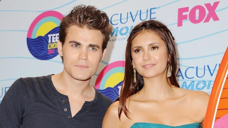 Nina Dobrev and Paul Wesley Poke Fun at Hating Each Other While Filming 'Vampire Diaries'