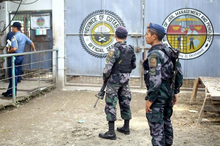 More than 150 inmates ecaped in the Philippines' biggest jailbreak in January