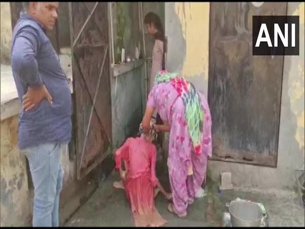 Haryana Woman Locked in Toilet by Husband for Over a Year, Rescued class=