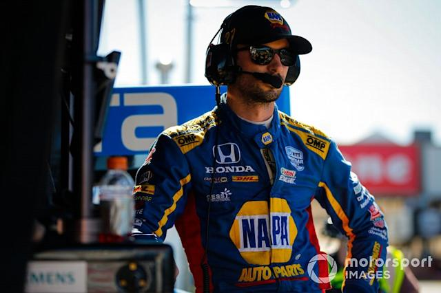 """#6 Alexander Rossi, IndyCar <span class=""""copyright"""">Barry Cantrell / Motorsport Images</span>"""