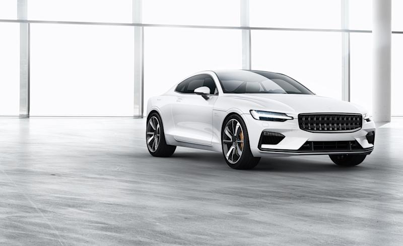 2020 Polestar 1 The S90 Coupe Volvo Won T Build