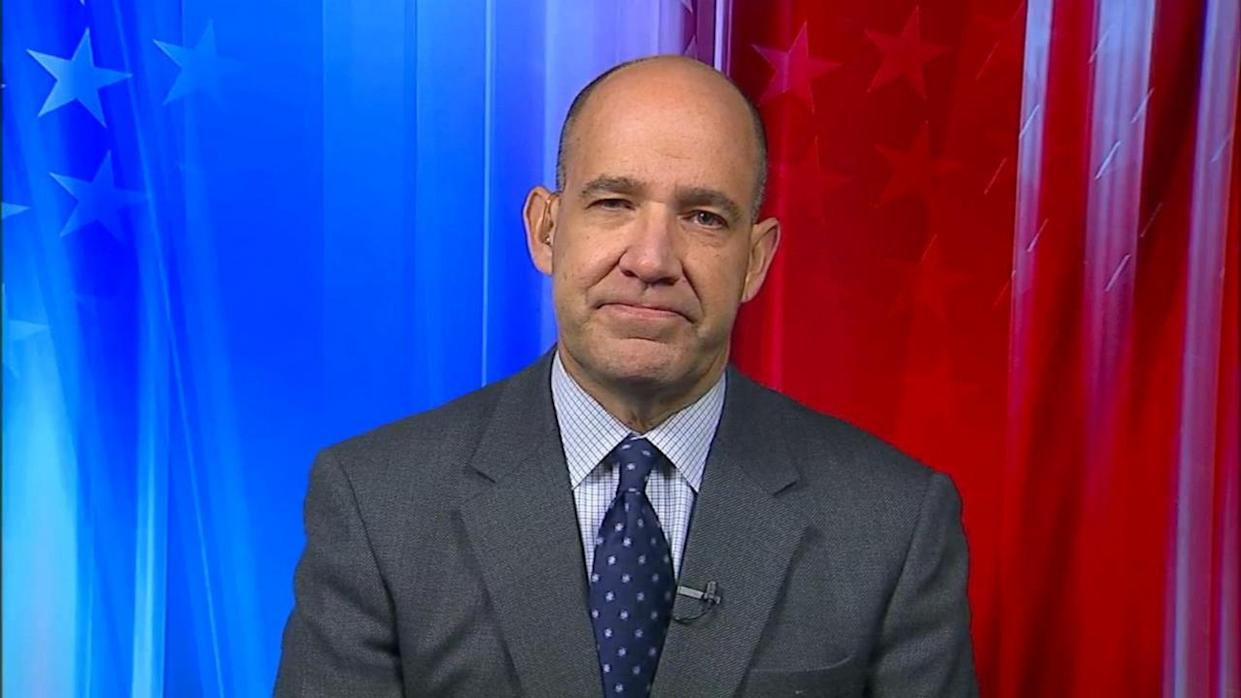 Political analyst Matt Dowd defends accusers in sexual assault cases on Sunday. (Photo: ABCNews.com)