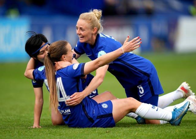 Chelsea Women reached their maiden Champions League final following victory over Bayern Munich on Sunday