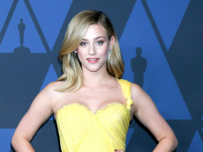 Lili Reinhart 'intimidated' by physiques of her Riverdale co-stars