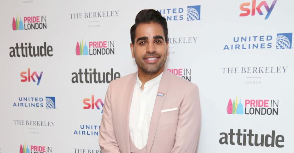 Dr Ranj Singh joins 2018 the Strictly line-up. (PA Images)