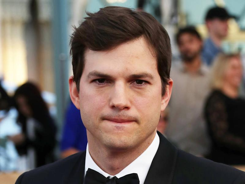 Ashton Kutcher asks fans to 'text him for the truth' following Demi Moore claims