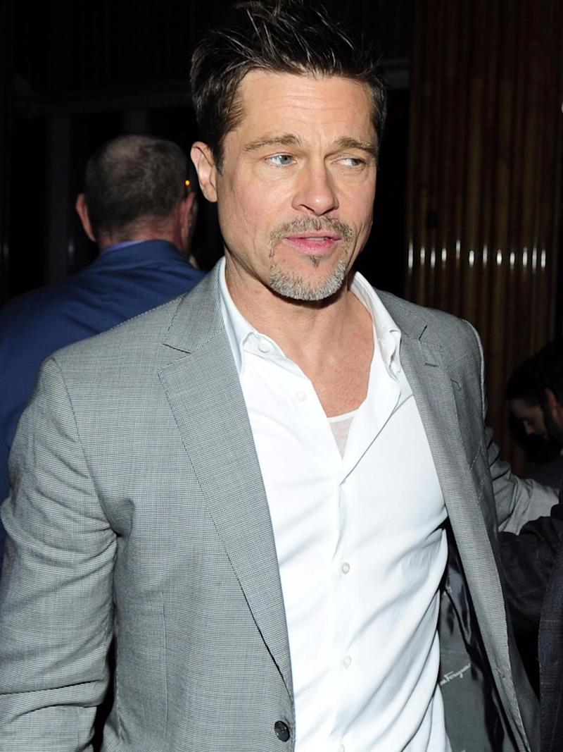 Brad Pitt has been sober for six months now. Source: Getty