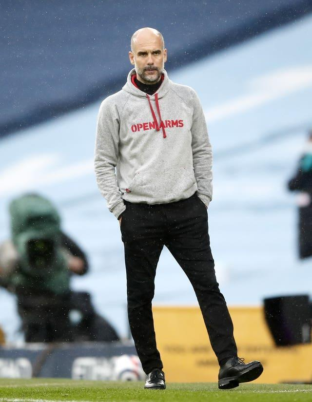 Guardiola has plenty to ponder as he looks ahead to the Champions League final