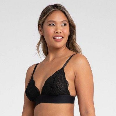 """<p><strong>All.You.LIVELY</strong></p><p>target.com</p><p><strong>$25.00</strong></p><p><a href=""""https://www.target.com/p/all-you-lively-women-s-long-lined-lace-bralette/-/A-81640513"""" rel=""""nofollow noopener"""" target=""""_blank"""" data-ylk=""""slk:Shop Now"""" class=""""link rapid-noclick-resp"""">Shop Now</a></p><p>In case you needed another reason to love Target, All.You.LIVELY's range of bras feature super comfy push-up bralettes, high-support lacy bras, and even strapless pieces that reviewers swear by—every single item in the Target line is just $25. </p>"""