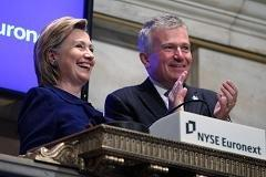 Wall Street for Hillary? Don't rule it out