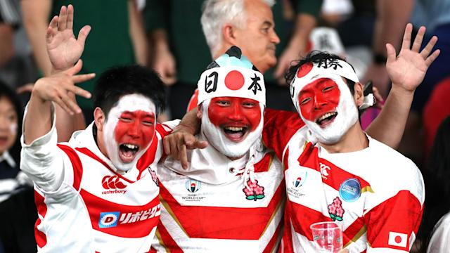 What now for Japan's Brave Blossoms, the thrilling hosts who became Rugby World Cup wonders but found mighty South Africa too hot to handle?