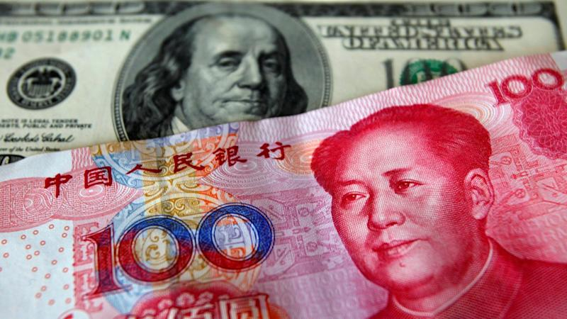 Dollar strengthens on mounting worries about US-China trade war