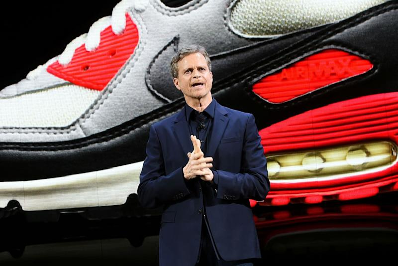 Nike CEO apologizes to staff for 'boys' club' culture, report says