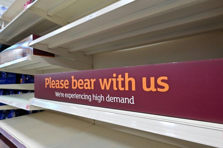 British retailers warn of shortages as the 'pingdemic' plays havoc with supply chains and forces staff to self-isolate