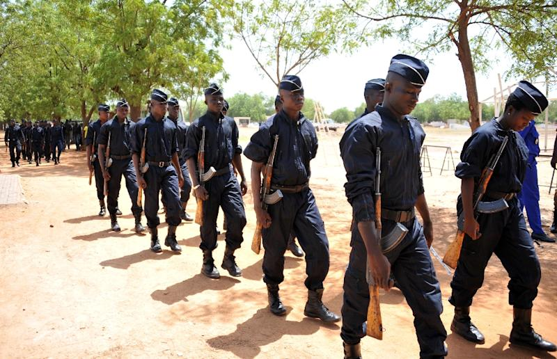 Police have been the victim of attacks in Burkina Faso (AFP Photo/AHMED OUOBA)