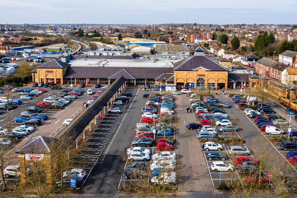 The Tesco site in Colchester has been sold (Supermarket Income Reit)