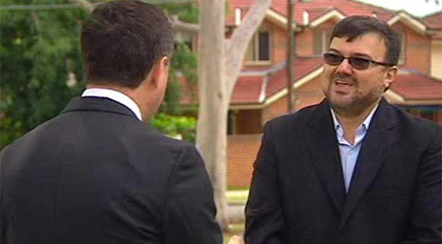Jamal Daoud, a Sunni Muslim who founded the Social Justice Network, welcomes the ban. Photo: 7News