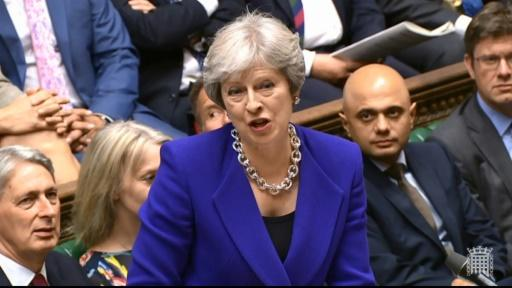We are not closer to a no deal Brexit, says May
