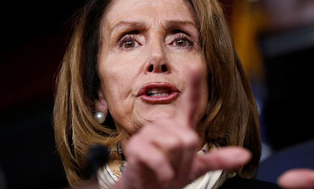 House Minority Leader Nancy Pelosi is pushing for House Speaker Paul Ryan to promise a vote on legislation protecting young undocumented immigrants.
