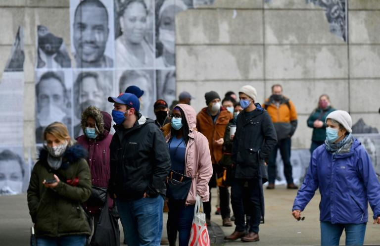 Americans have been lining up to vote for weeks already in early polling states