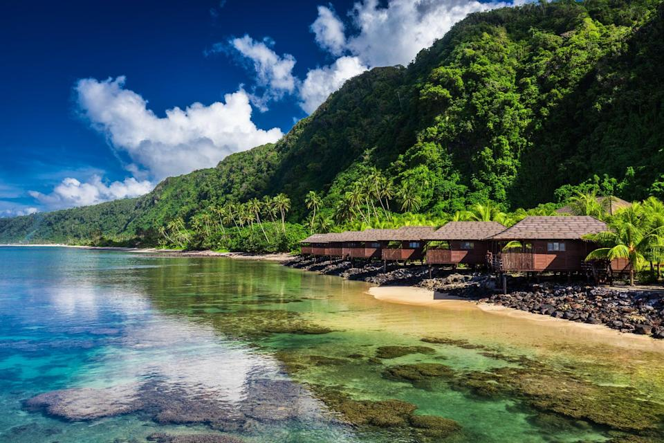 <p>Many Pacific island nations closed their borders early</p> (Getty Images/iStockphoto)