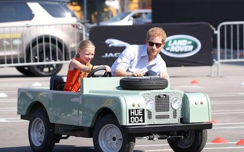 Prince Harry - Credit: Getty Images North America