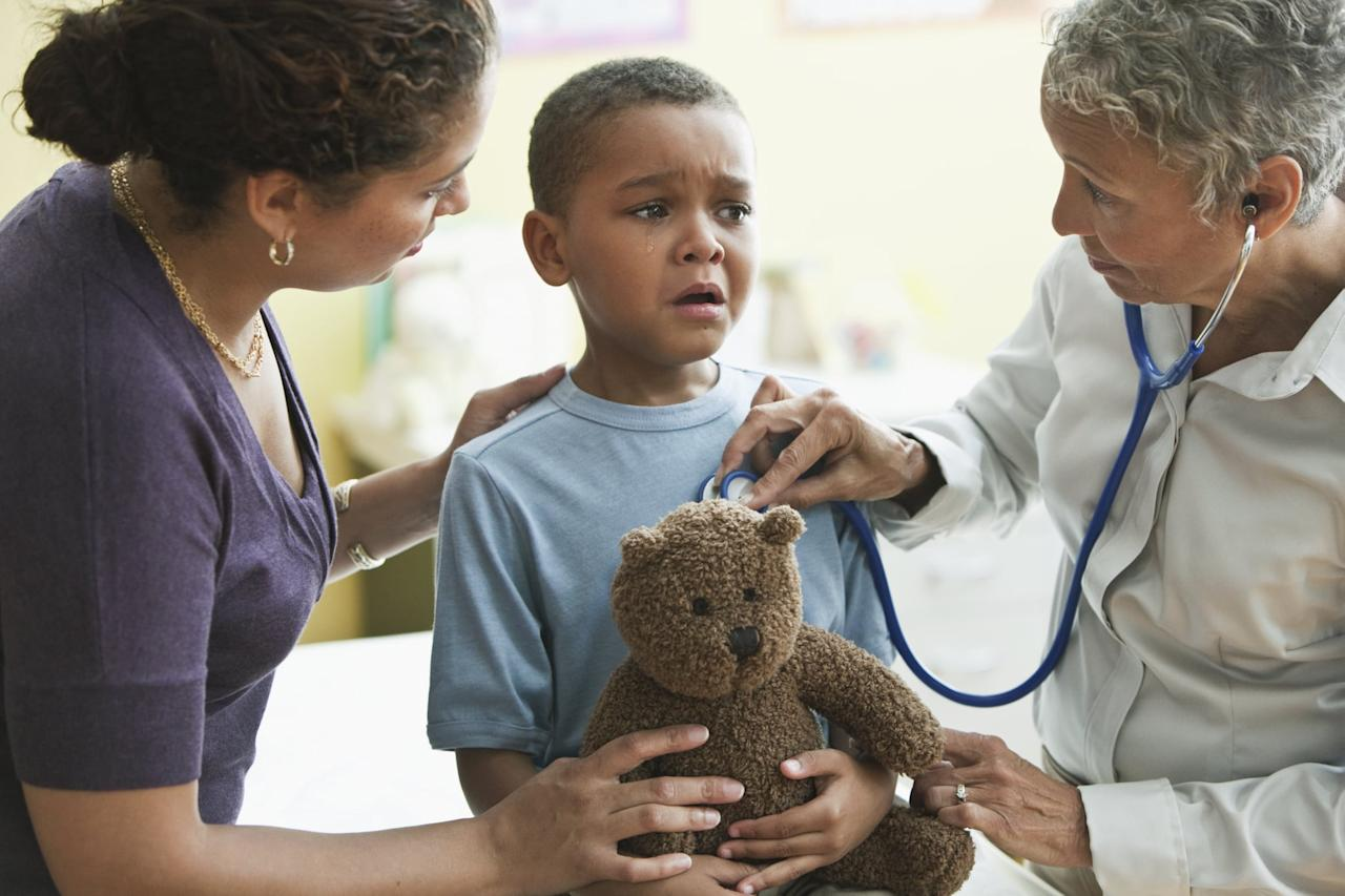 <p>I'm sorry that you feel like the whole allergy industry is just another way modern medicine is trying to take our money, but I've seen what a food allergy can do firsthand, and I've got a child to protect.</p>