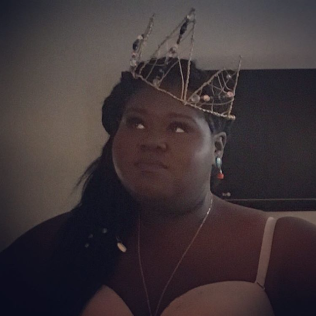 """<p>The <em>Empire</em> actress had a fun-filled birthday weekend (she turned 34 on May 6), but did not want to give up her crown! """"How long after your birthday is it still appropriate to wear a birthday crown?….in your 30's…..Was it ever appropriate? Asking for a friend,"""" she mused. (Photo: <a href=""""https://www.instagram.com/p/BT1Q33dljMv/"""" rel=""""nofollow noopener"""" target=""""_blank"""" data-ylk=""""slk:Gabourey Sidibe via Instagram"""" class=""""link rapid-noclick-resp"""">Gabourey Sidibe via Instagram</a>) </p>"""