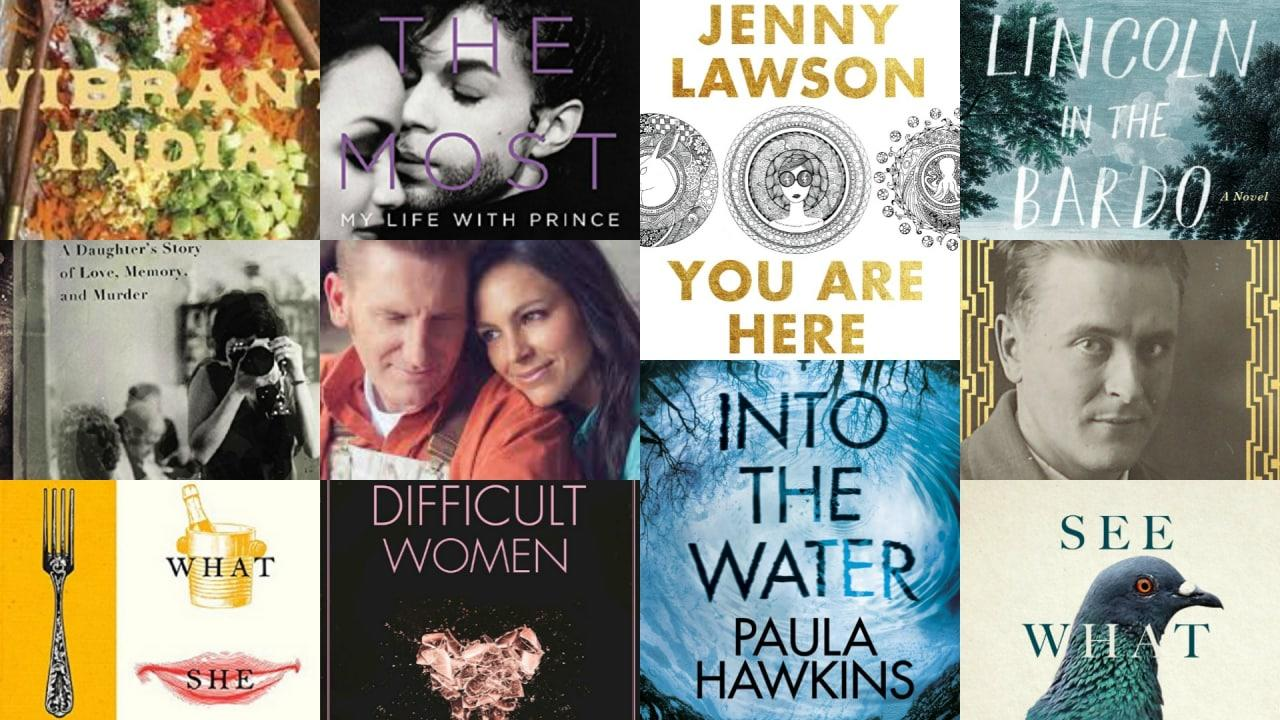 Mark your calendar for these 2017 book releases  hand-picked by the SheKnows staff.