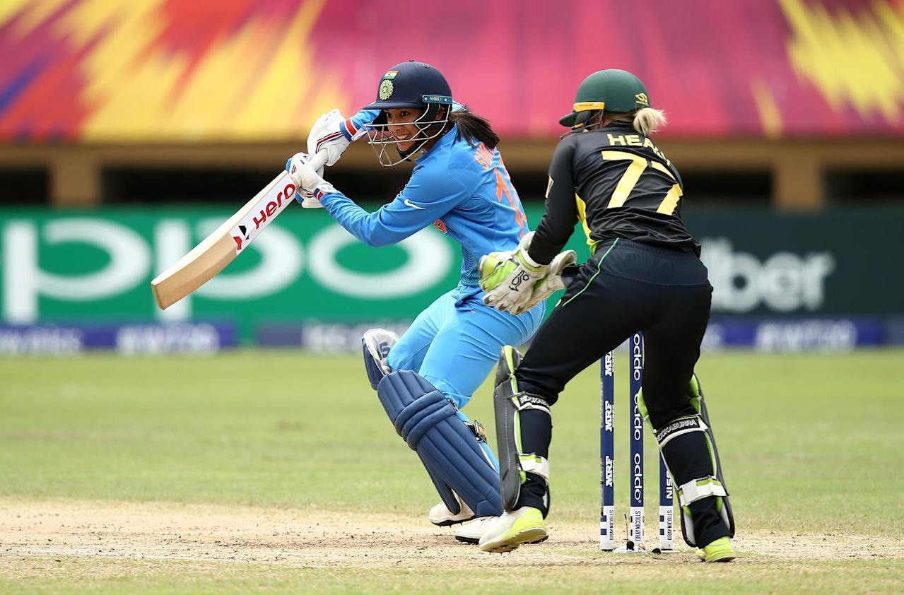 Mandhana: India's middle order needs protection from the top batters
