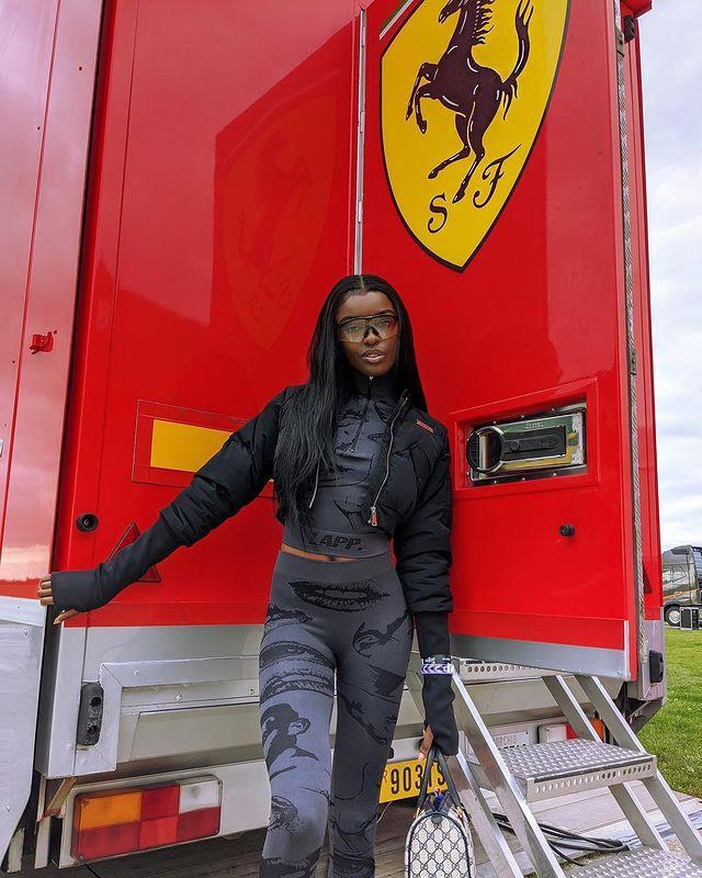 """<p>Top model Leomie Anderson's activewear line, LAPP, has been dubbed """"sportswear with a purpose,"""" and the pieces are as fashion forward as you would expect.</p><p><a href=""""https://www.instagram.com/p/CIq1eglF_Ra/"""" rel=""""nofollow noopener"""" target=""""_blank"""" data-ylk=""""slk:See the original post on Instagram"""" class=""""link rapid-noclick-resp"""">See the original post on Instagram</a></p>"""