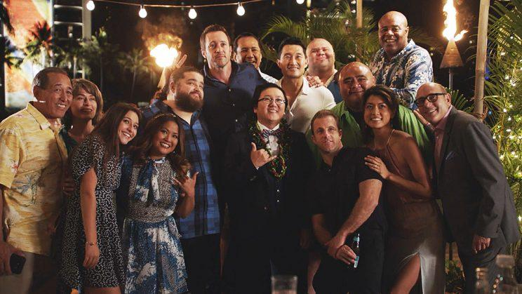 Dennis Chun as Sgt. Duke Lukela, Tailor Grubbs as Grace Williams, Kimee Balmilero as Nolan Cunha, Jorge Garcia as Jerry Ortega, Alex O'Loughlin as Steve McGarrett, Masi Oka as Dr. Max Bergman, Daniel Dae Kim as Chin Ho Kelly, Shawn Mokuahi Garnett as Flippa, Taylor Wily as Kamekona, Scott Caan as Danny