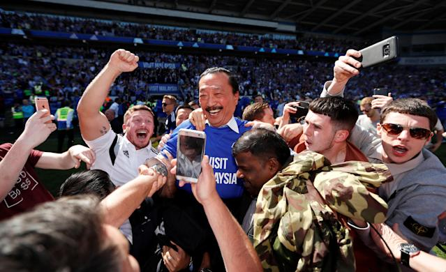 Cardiff promoted to Premier League while Burton and Barnsley drop out of the Championship