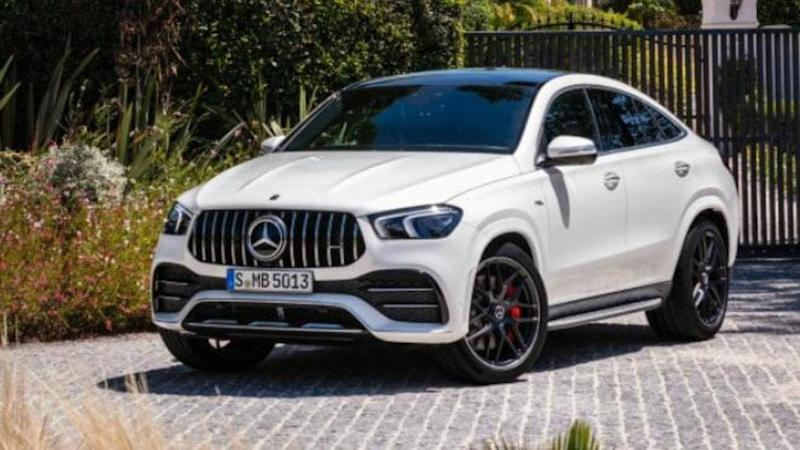 2020 Mercedes-AMG GLE 53 Coupe unveiled at Rs. 1.20 crore