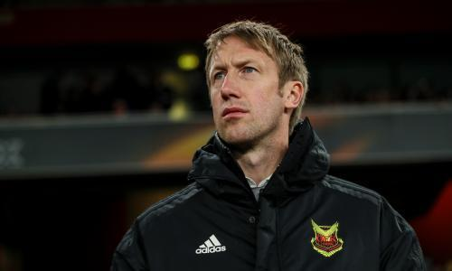 Graham Potter interviewed for vacant manager's position at Swansea City
