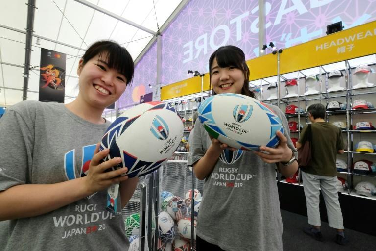 Japan is hoping for a $2 billion economic boost from the Rugby World Cup