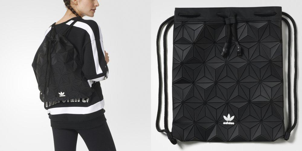 Worth the Hype: New and Edgy Adidas Originals 3D Mesh Bags