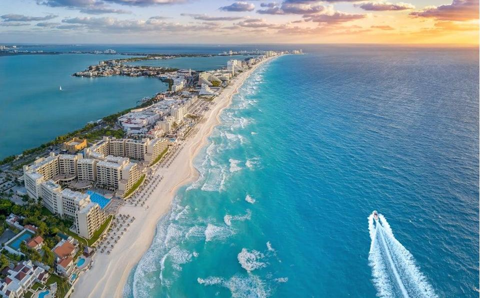 Cancun in Mexico (Getty Images/iStockphoto)
