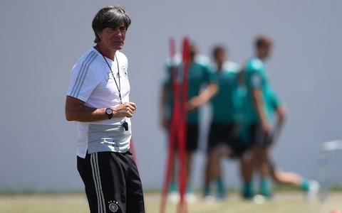 Joachim Low - Credit: REUTERS