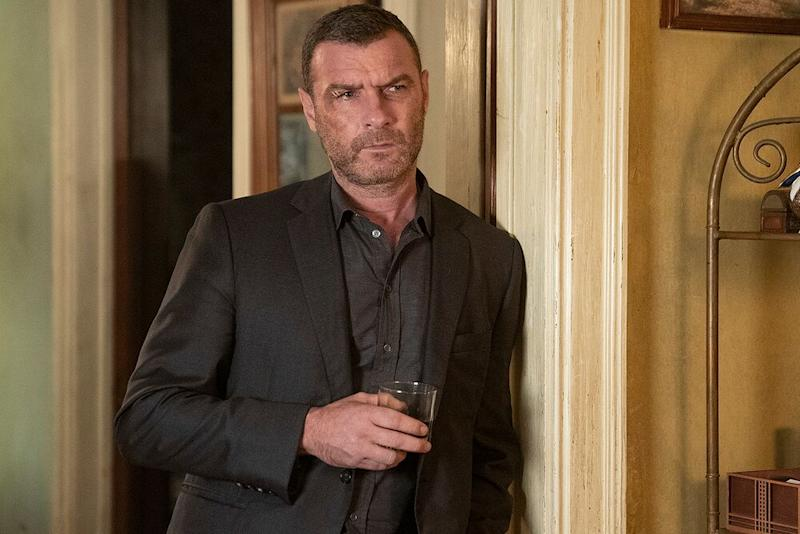 Liev Schreiber in Ray Donovan | Mark Schafer/SHOWTIME