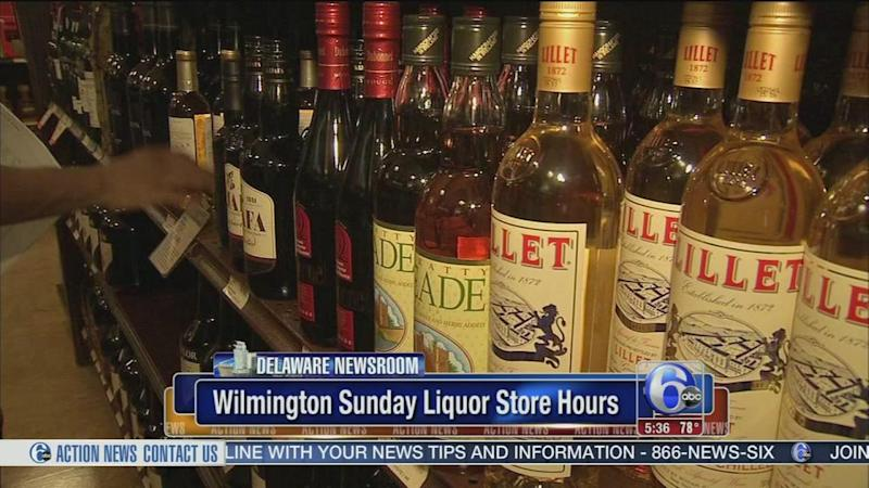 Wilmington Ordinance May Extend Sunday Liquor Store Hours