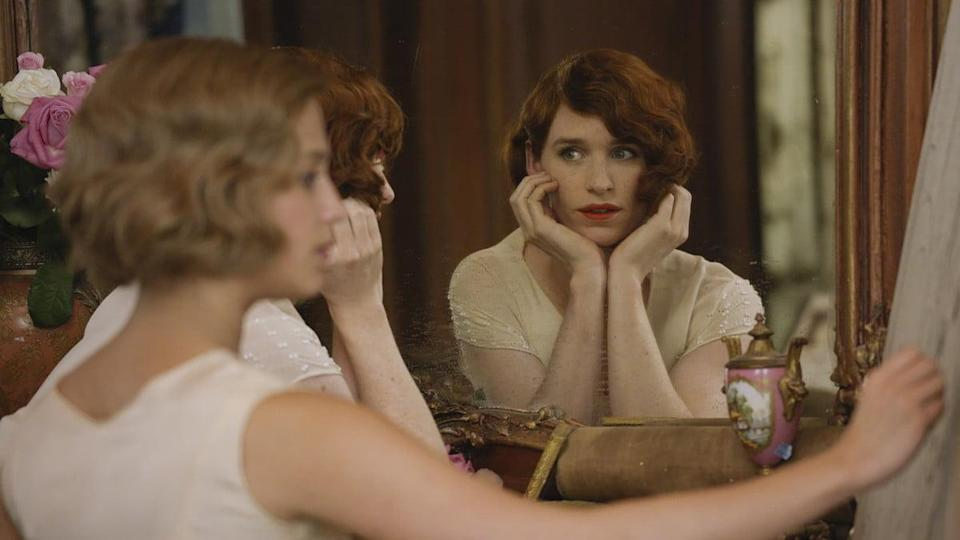 The Danish Girl on Netflix